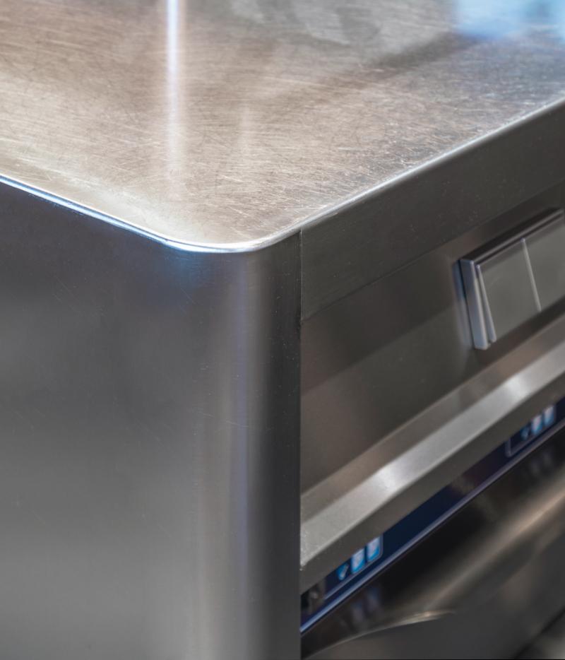 professionele horeca keukens naadloos design