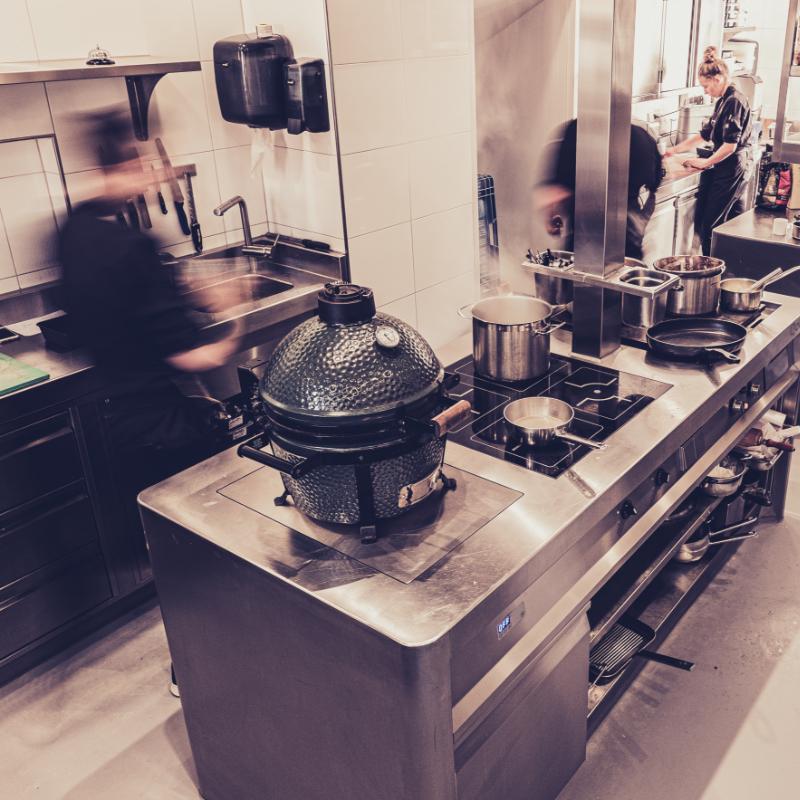 professionele horeca keukens burgemeester linschoten